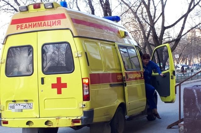Ребенка доставили в областную клиническую больницу №2.