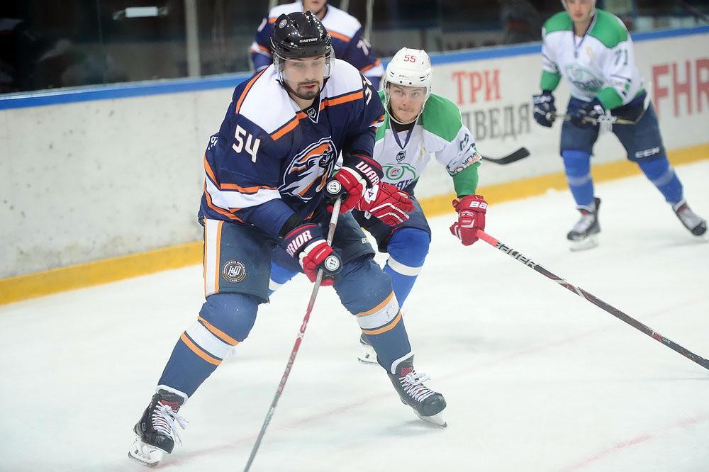 Кубок губернатора Оренбургской области по хоккею