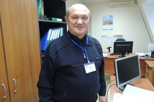начальник сектора контроля качества ФБУ «Самарский ЦСМ» Станислав Александров