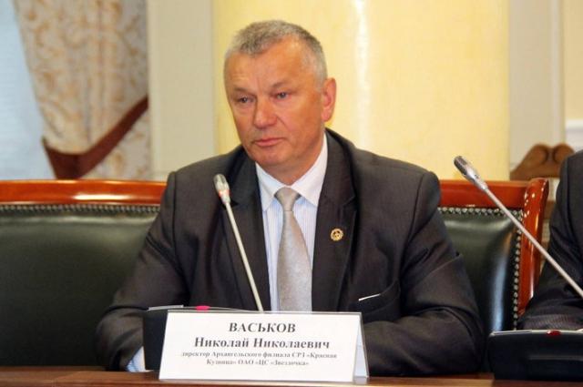 Николай Васьков