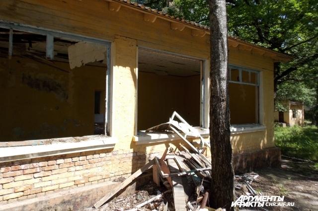 Лагерь Костер в Белгороде