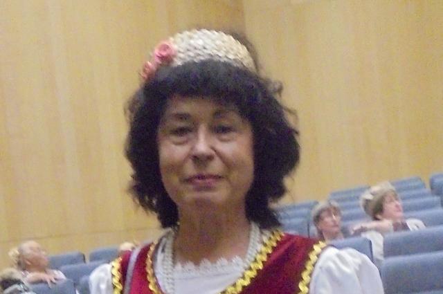 Нина Фигурская