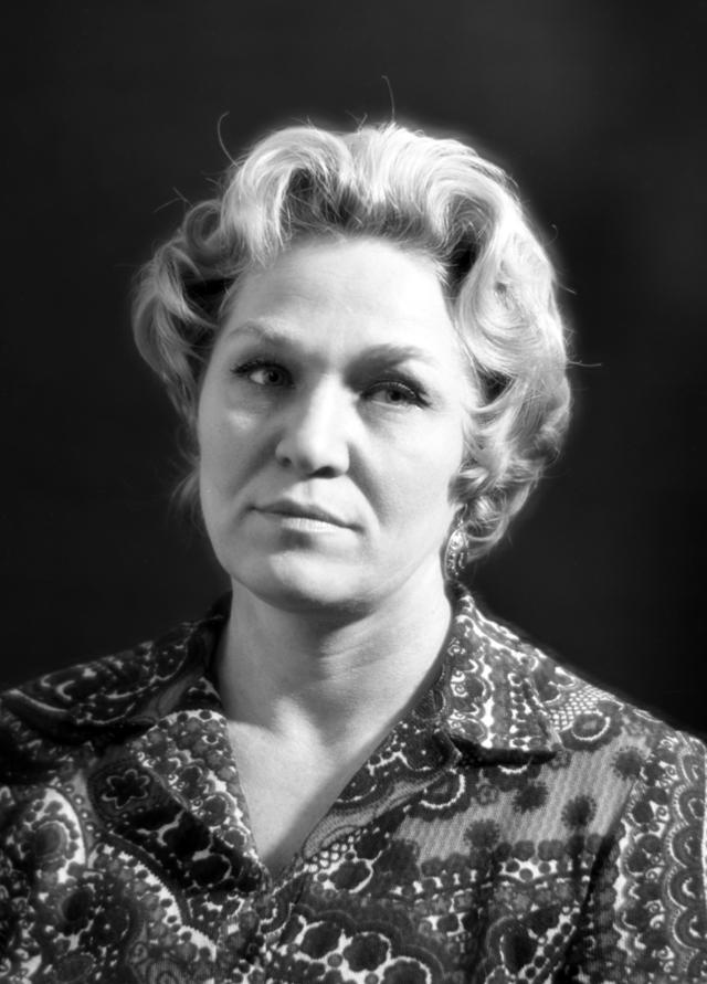 Римма Маркова.