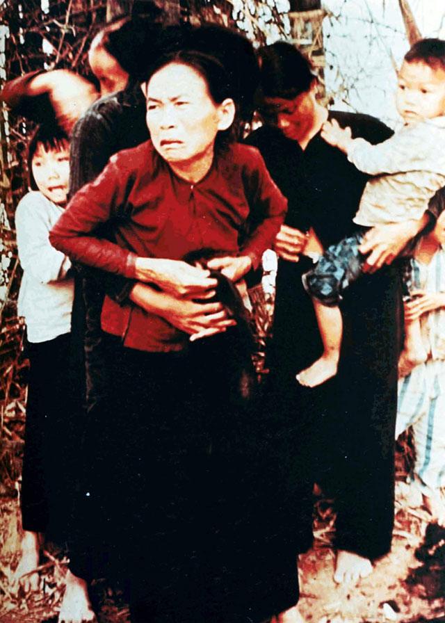 Массовое убийство мирных жителей в Сонгми, война во Вьтенаме, март 1968 г.