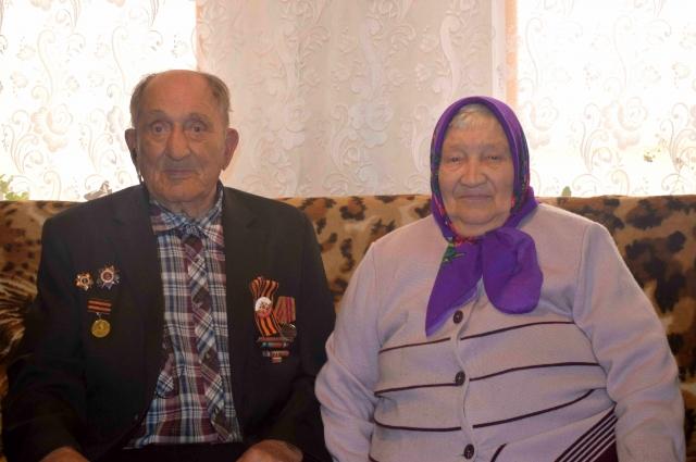 Супруги вместе 68 лет.
