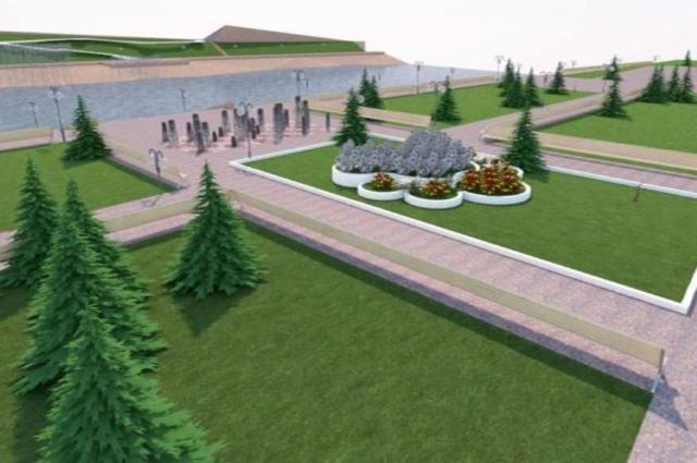 Ещё один проект улицы Бударина.