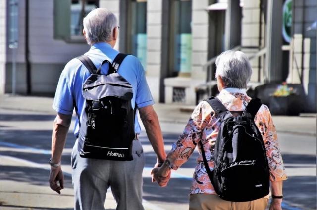 Пожилые считают себя априори правыми.
