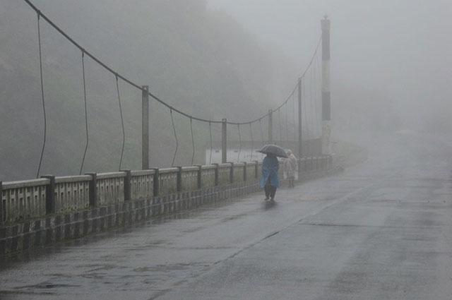 Cherrapunji.