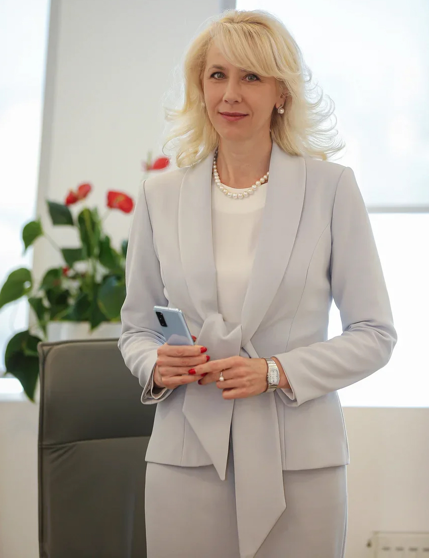 Член правления «Росгосстраха» Елена Белоусенко.