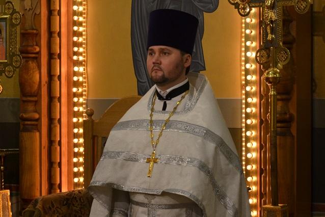 Александр Филиппов - настоятель Никольского храма г.Пензы.