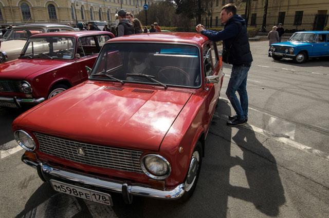 ВАЗ-2101 «Копейка».