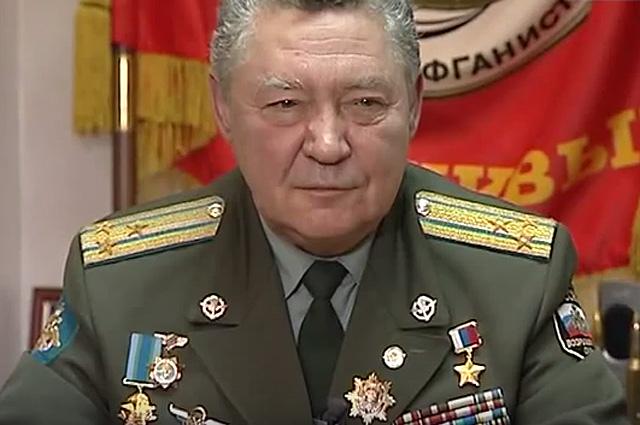 Александр Маргелов