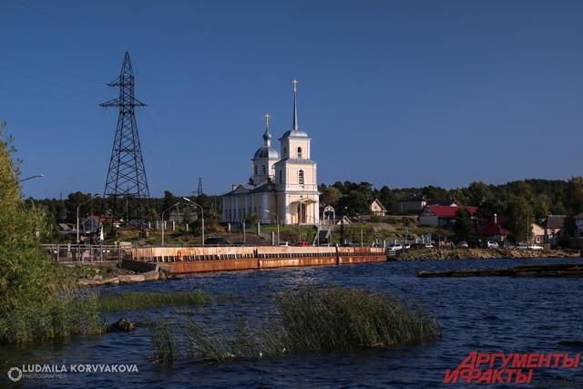 Мост в Соломенное