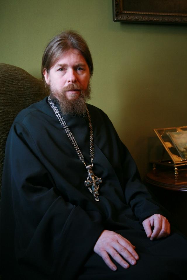 Епископ Тихон Шевкунов: