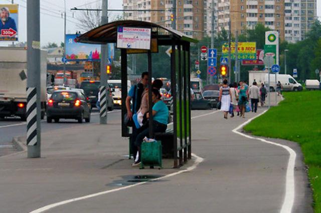 Велодорожка вдоль Ярославского шоссе