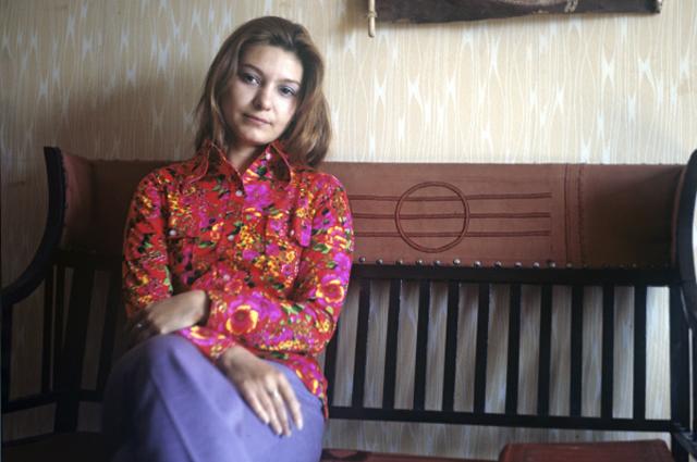 Наталья Бондарчук. 1973 год