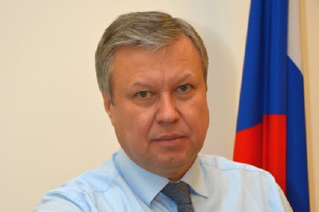 Алексей Шишкин, экс-председатель Пензенского областного суда
