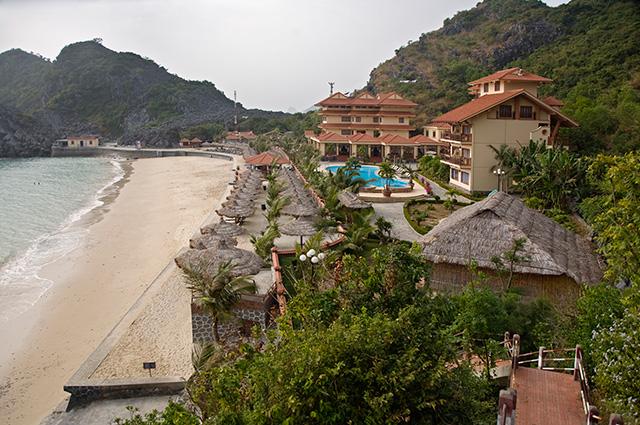 Курорт во Вьетнаме.