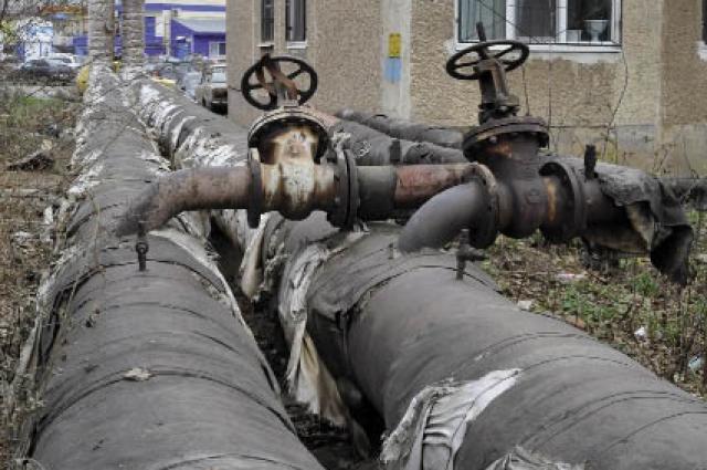Службы Новосибирска всегда оперативно устраняют аварии