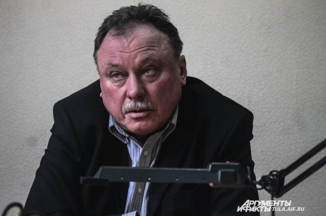 Сергей Скопцев.