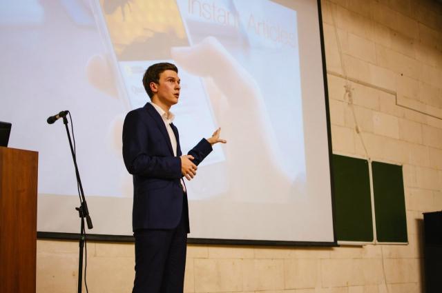 Алексей Елфимов рассказал о новых медиа в соцсетях.