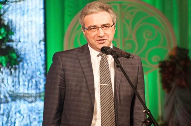 Министр культуры и туризма Рязанской области Виталий Попов.