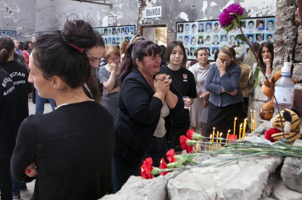 Заложники Беслана через Страсбургский суд требуют от России принять закон о жертвах терактов