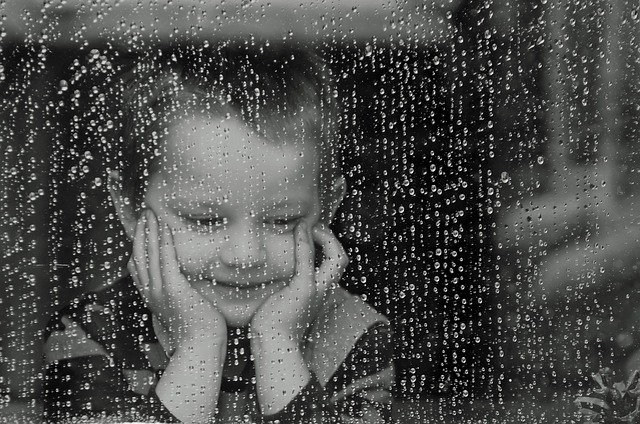 Даже самые маленькие дети любят выглядывать в окно. Задача взрослых - проследить, чтобы оно было закрыто.