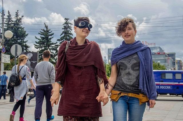Пенза присоединилась к международному проекту «Крот Мир Познаёт»
