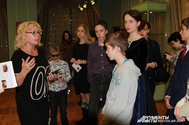 «Ночь искусств» проходит в Ростовском музее изобразительных искусств (здание по улице Чехова, 60).