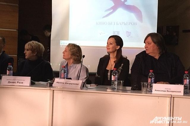 Ирина Безрукова рассказала об особенностях фильмов.