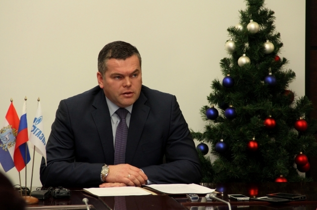 Генеральный директор ООО «Газпром трансгаз Самара» Владимир Субботин подвел итоги деятельности компании за прошедший год