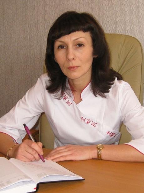 Главный эндокринолог Министерства здравоохранения Тверской области Ольга Васюткова.