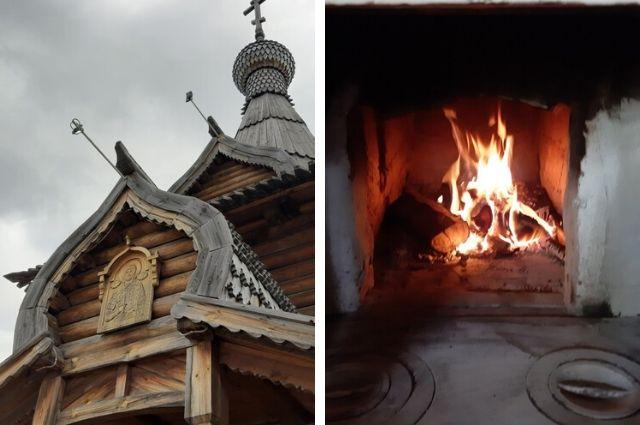 Единственный в Омской области музей-заповедник «живой истории»