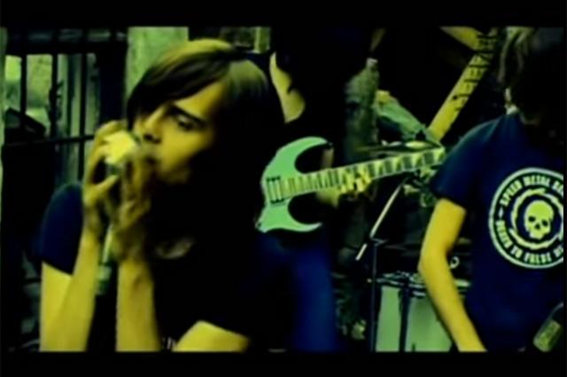 Кадр из клипа Tenkorr - Верю.