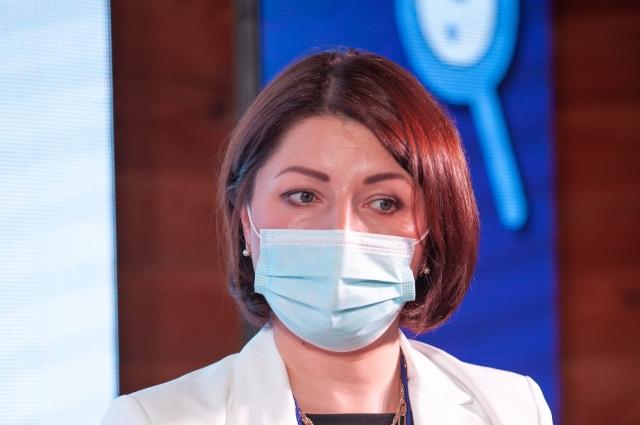 Наталья Ганькина, Уполномоченный по правам ребенка РБ.