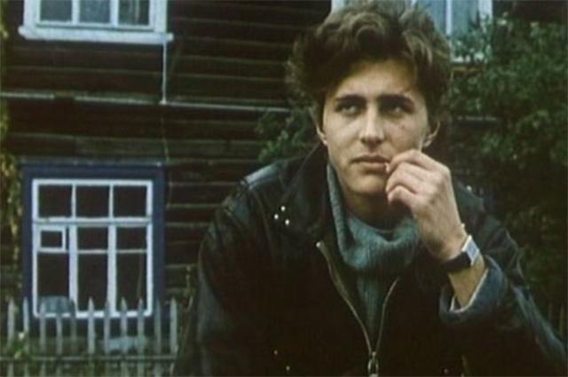 Ян Пузыревский в фильме «Адвокат», 1990 г.