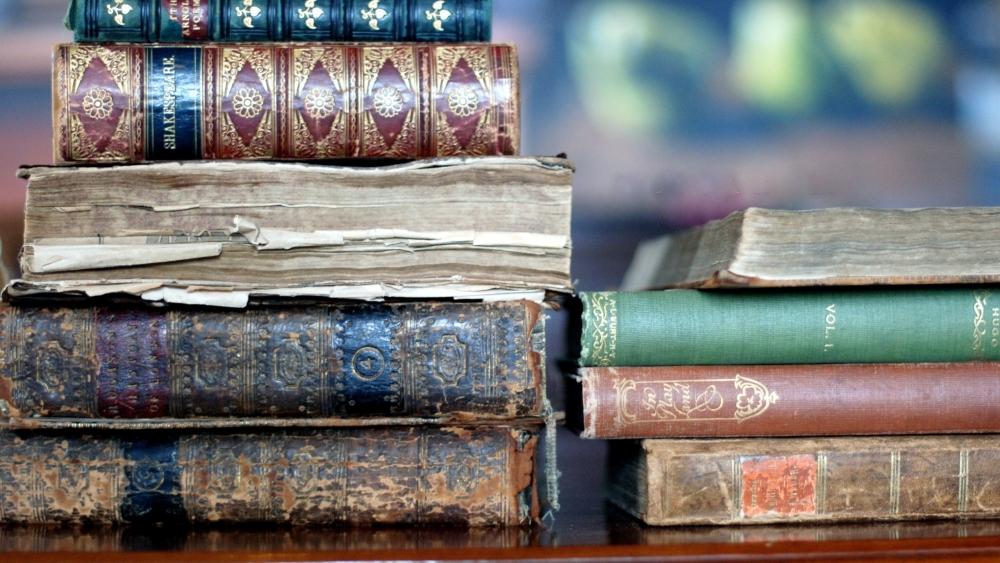 Старые книги можно сдать в пункт макулатуры или в приюты для животных.