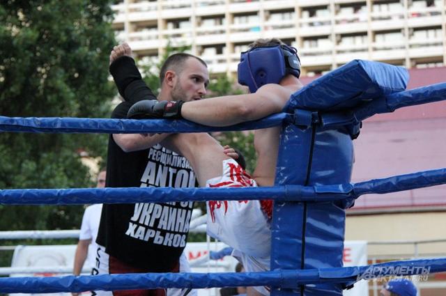 Соревнования по боксу и борьбе собрали больше всего зрителей