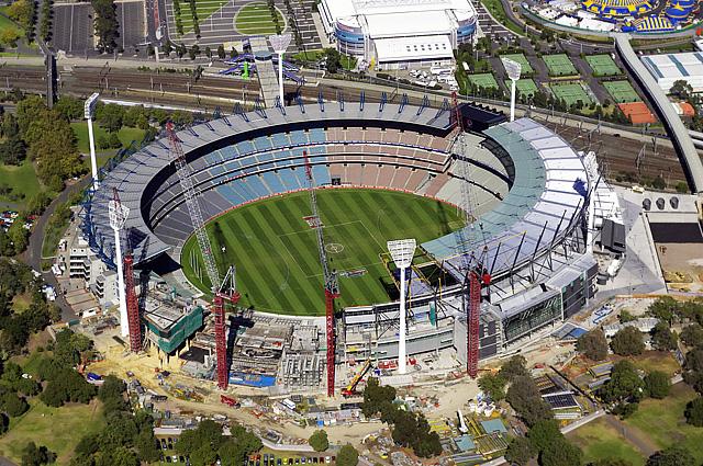 Стадион для австралийского футбола