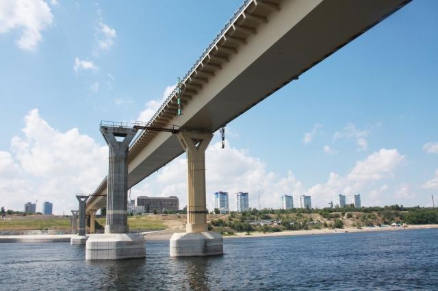 Танцующий мост.