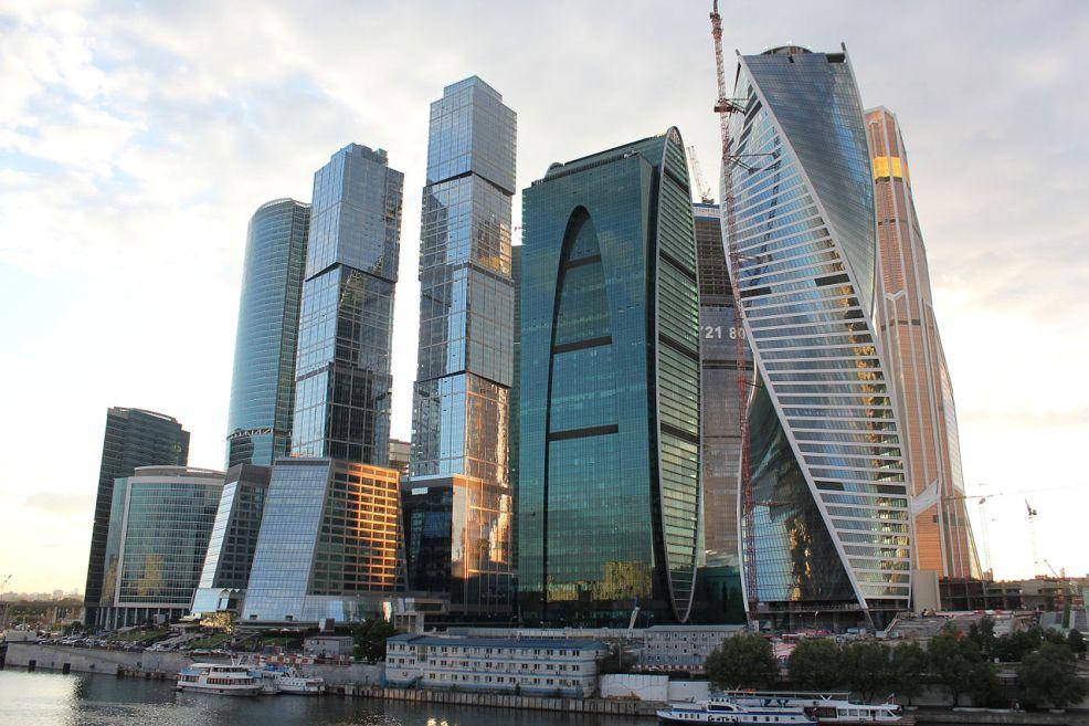 В возведении Москва-Сити участвовали и голландцы
