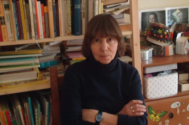 Марина Поливанова, психолог. Фото предоставлено БФ «Волонтёры в помощь детям-сиротам»