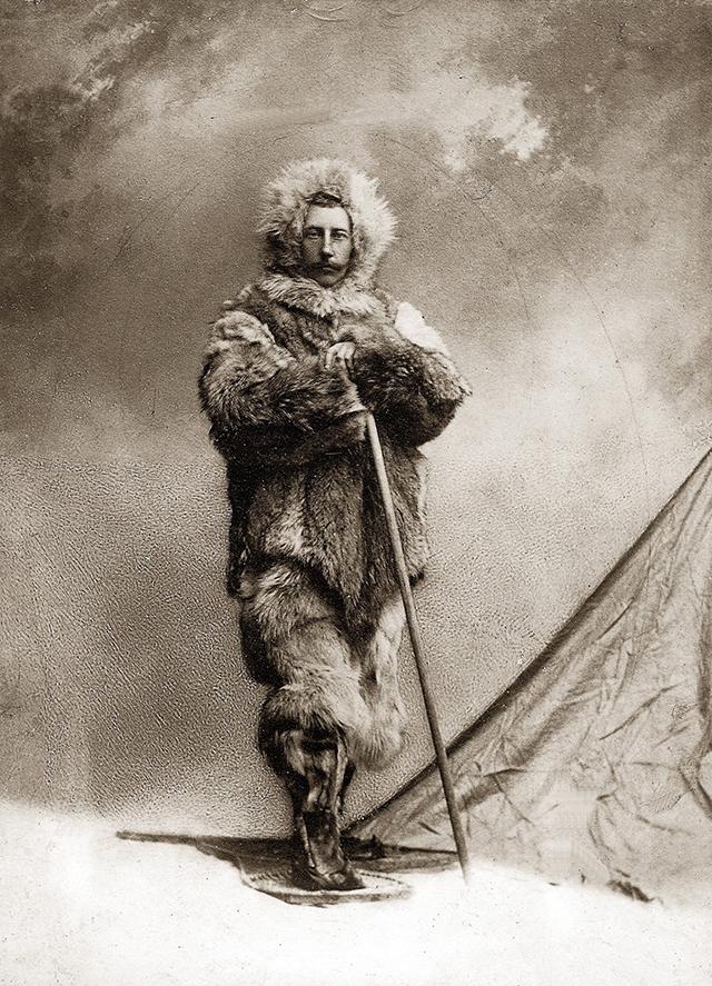 Руаль Амундсен.