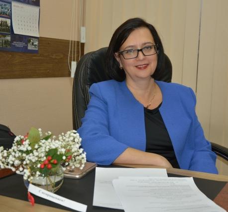 Виктория Елизова возглавила Дом офицеров в 2013 году.