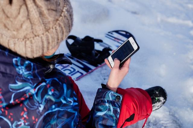 Теперь можно оставаться на связи даже во время активного отдыха в горах.