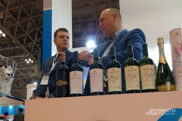 Наше вино дешевле европейского иобладает уникальными вкусовыми качествами.