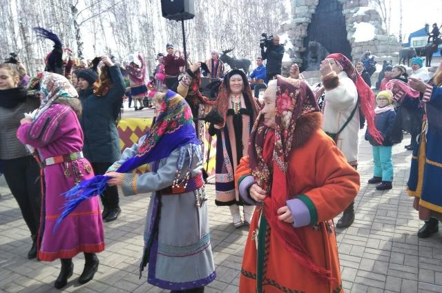 Вурна Хатл или Вороний день по-русски.