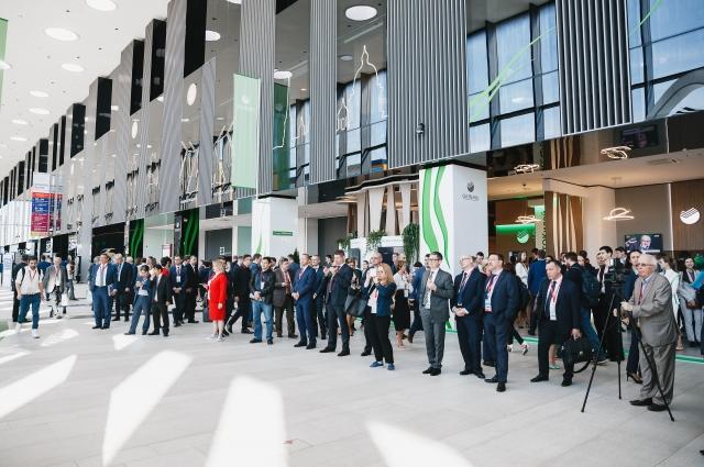 Форум стал рекордным по количеству участников.