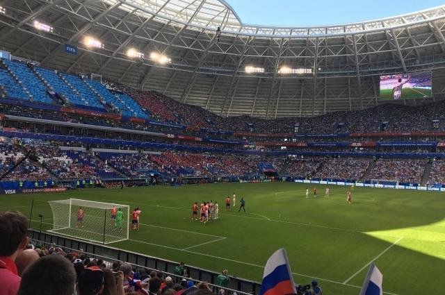 На Чемпионате работали волонтеры не только из России, но и других стран.